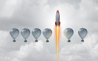 Digitale forretningsmodeller disrupter etablerede brancher med 7 supervåben